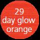 Day glow orange